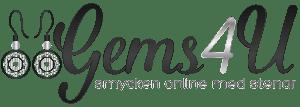 Gems4U Logotyp