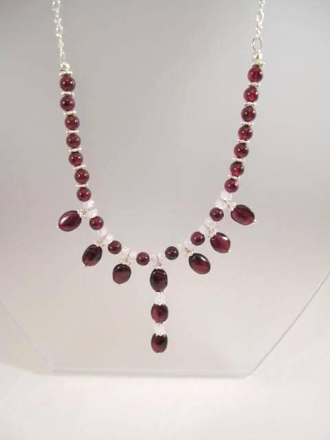 Smycken i Silver, Sten, Sötvattenspärlor, Kristaller Online