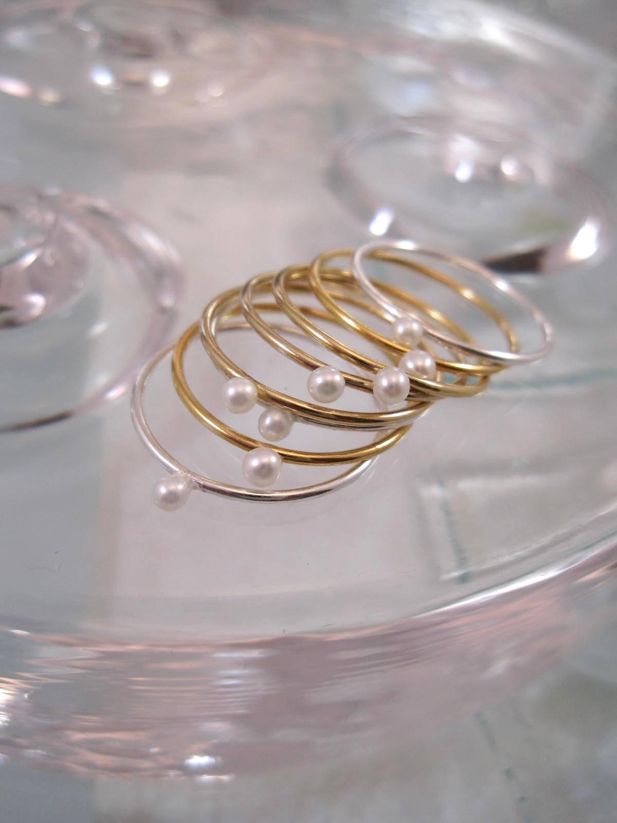 affär på nätet med smycken i silver och guld