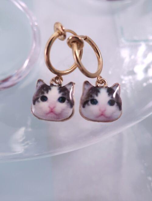 Clips creoler med katter - GP