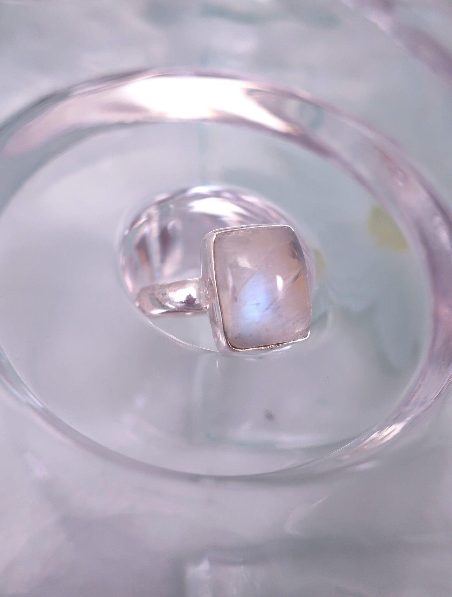 Månsten ring - Cab/Kant 3
