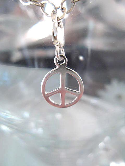 Berlock med karbinlås - Symbol/Fred