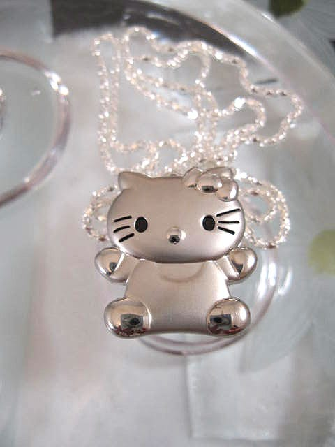 Bonus erbjudande 2000 - Hello Kitty halsbandsklocka