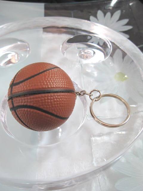 Basketboll - Hängsmycke/Nyckelhållare/Sport/3D