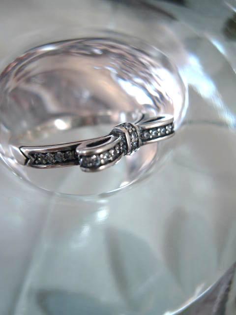 Kristall ring - Rosett